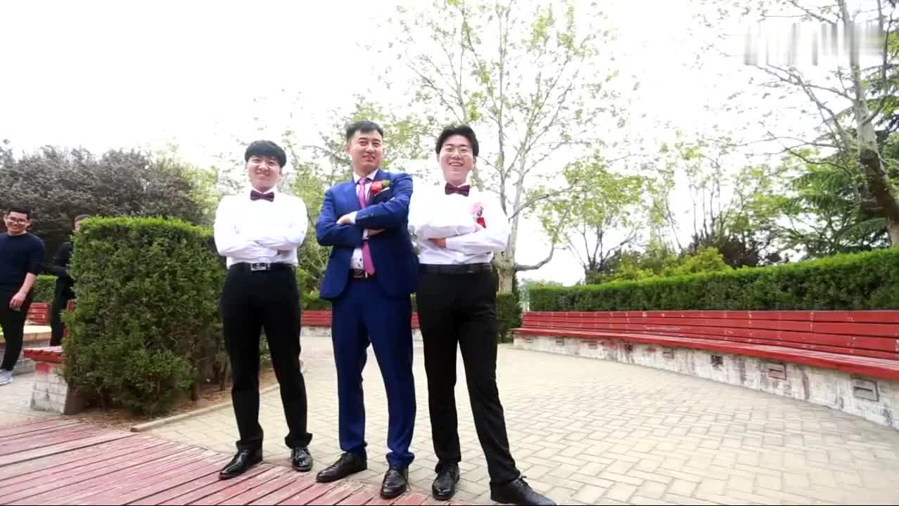 山东小伙娶一服装厂女老板,新娘好漂亮,新郎好幸福