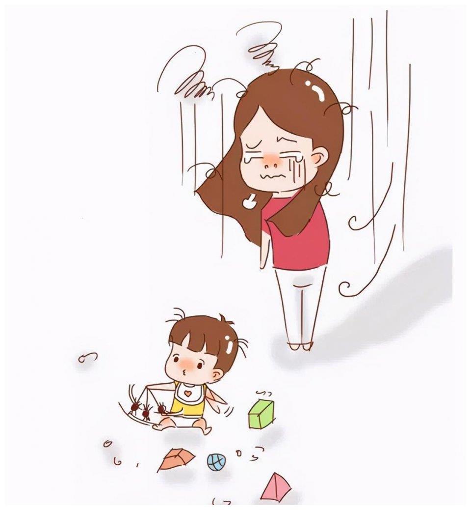 为啥外国妈妈比中国妈妈带娃更轻松,对比育儿方式,答案很戳心