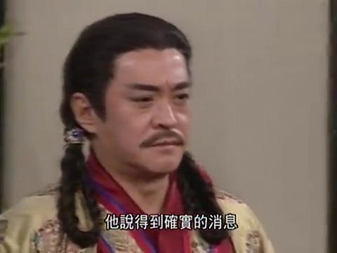 射雕英雄传:郭靖黄蓉烤了叫花鸡,谁知道引出来个洪七公