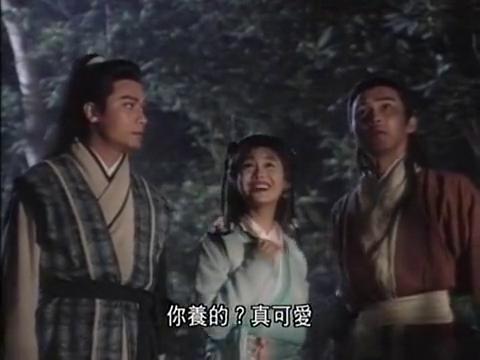 射雕英雄传:杨康,六王爷父子同心,誓要一起打天下