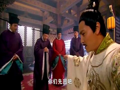 精忠岳飞:皇上命王渊把御林军先调往临安,早做准备