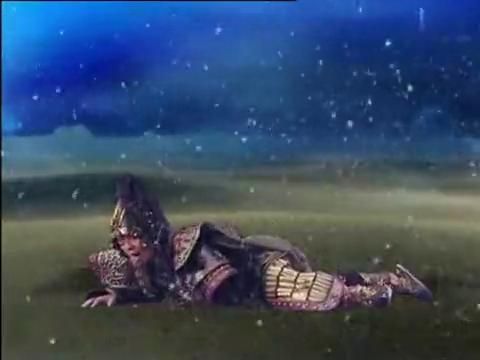 护法将军受伤来到东海龙宫,找龙王要接骨灵丹