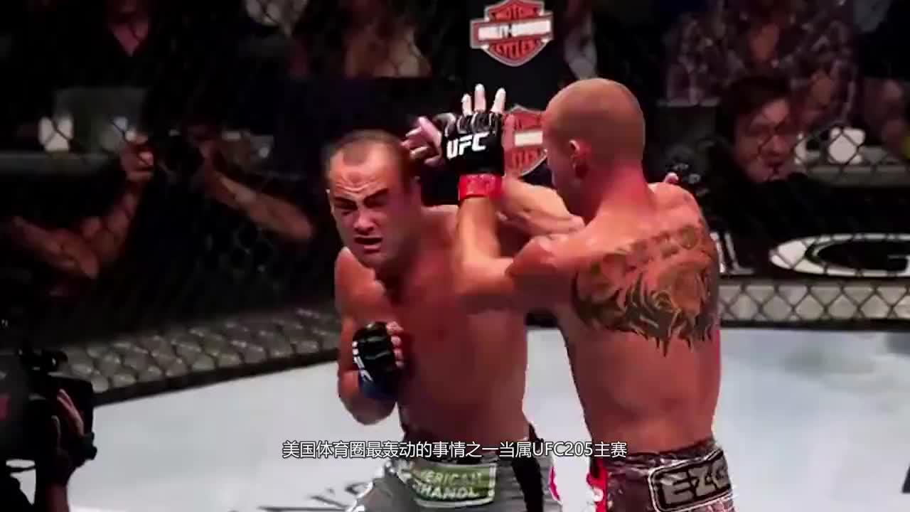 """UFC史上首位双量级冠军诞生,""""嘴炮""""康纳两回合KO阿尔瓦瑞兹"""