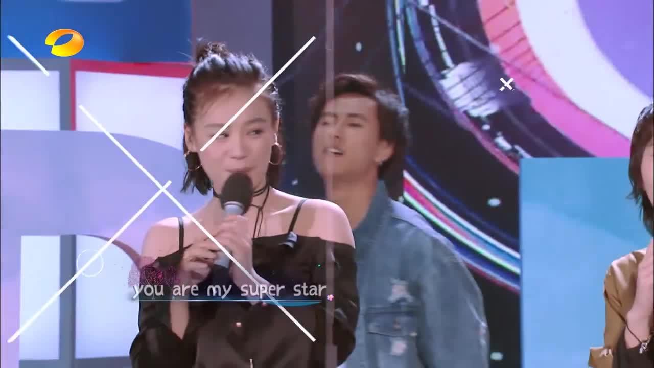 不愧是窦唯女儿,窦靖童翻唱《super star》太好听,不输母亲王菲