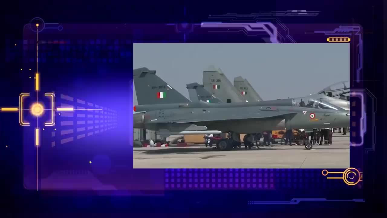 9架军机被接连击落,印度又遇失败,专家:实力差距太大