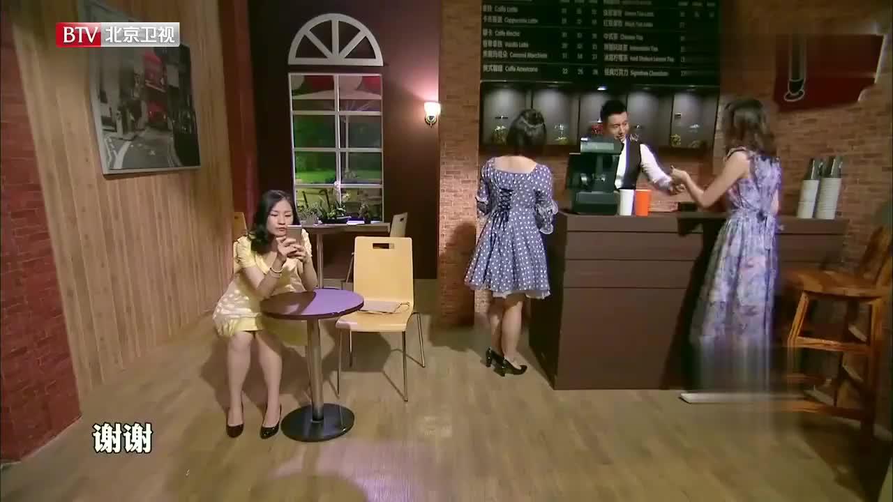 搞笑喜剧:金靖黄晓明爆笑小品,这段太招笑,完全不输春晚作品