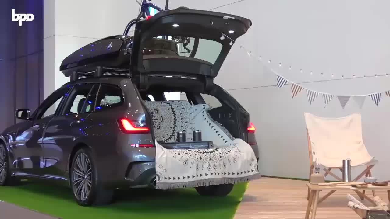 重磅新车,2021款全新宝马3系320d抢先亮相,外形真不赖,心动吗