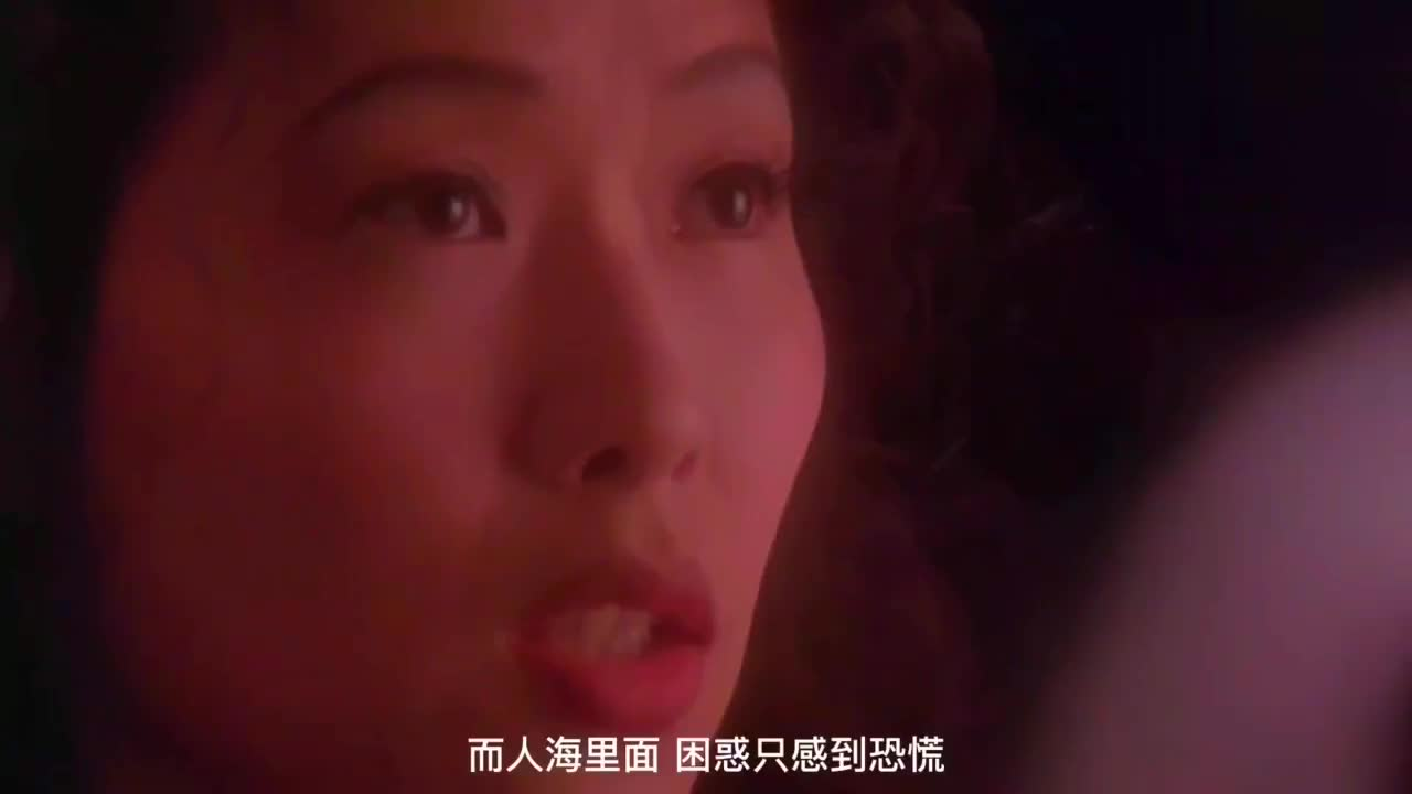 电影《和平饭店》主题曲,彭羚的声线太棒了,深情演绎了悲欢离合