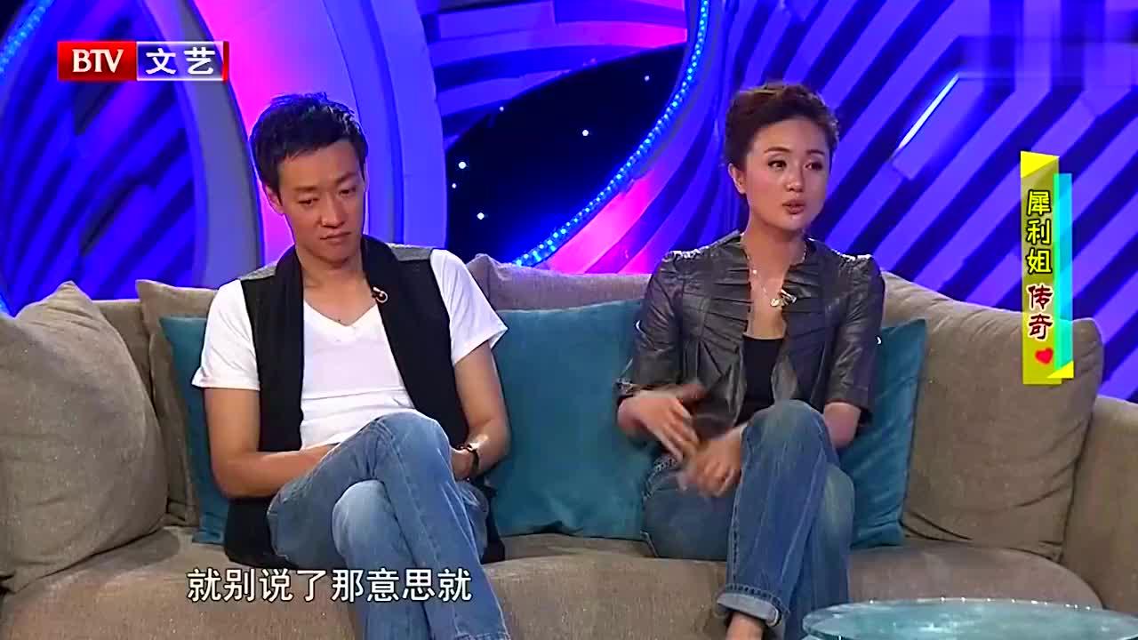 急性子朱媛媛喜欢争辩,辛柏青:每次我都主动道歉化解矛盾