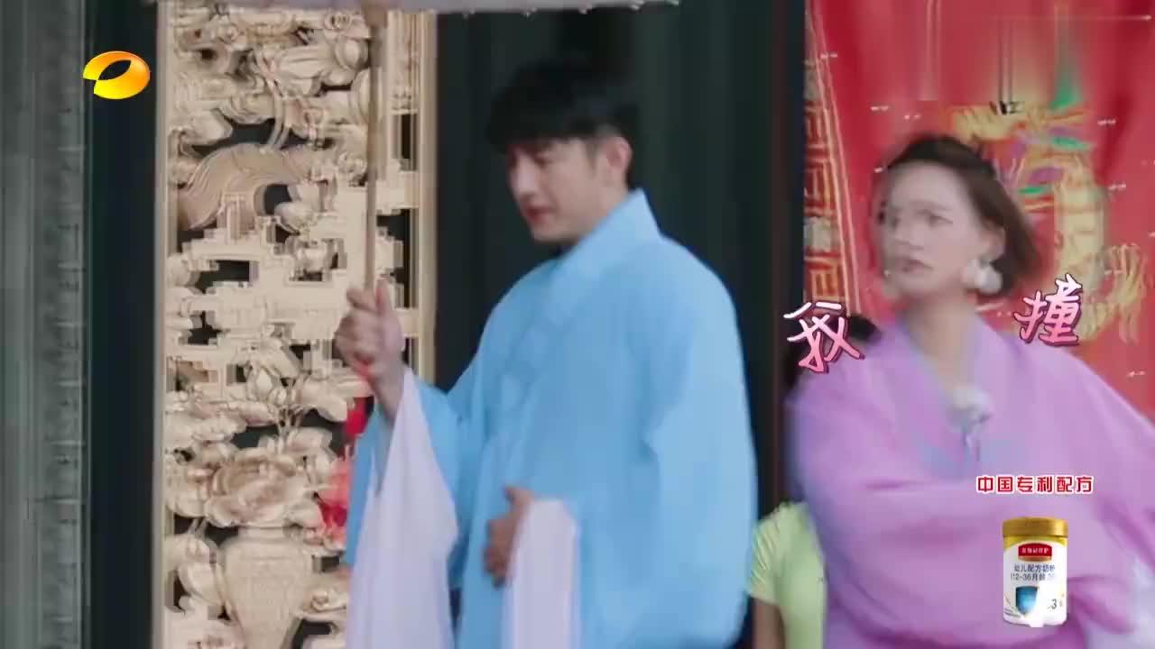 张歆艺和金瀚演《白蛇传》,袁弘各种黑媳妇:她就是一条馋虫!