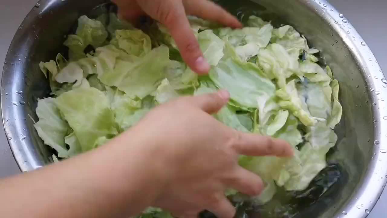 教你大头菜好吃的做法诀窍,好吃下饭,非常简单
