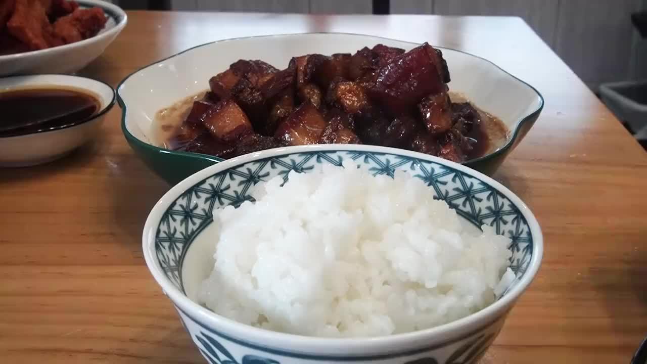 教你做肥而不腻的红烧肉,色泽诱人,做法很简单
