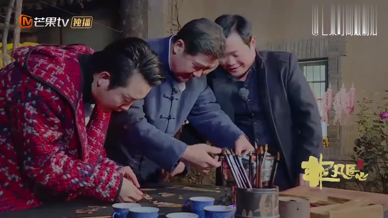 皮影大师太有心,竟以张国立形象做了一个唐明皇,老张瞬间惊呆了