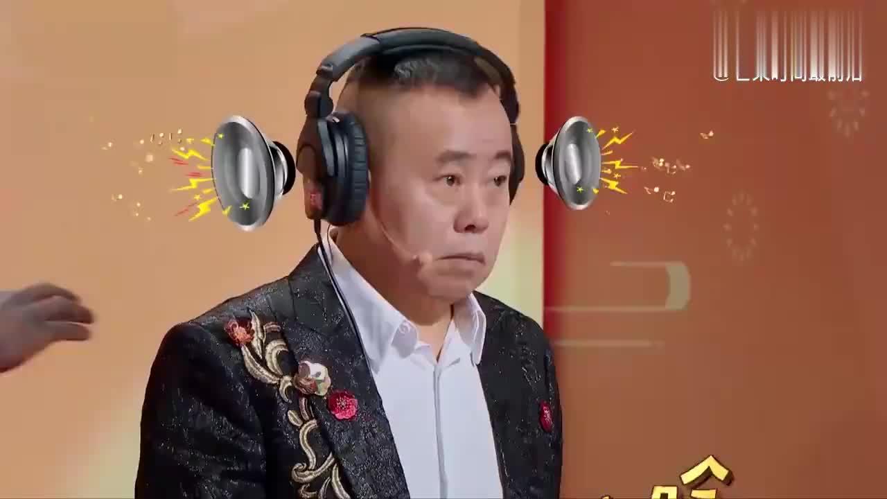 外国小哥讲爆笑四川话,潘长江表示一句没听懂!花花台下笑惨了!