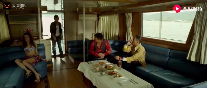 特殊身份:邹兆龙的气场有多强?甄子丹和安志杰在他面前就是小弟