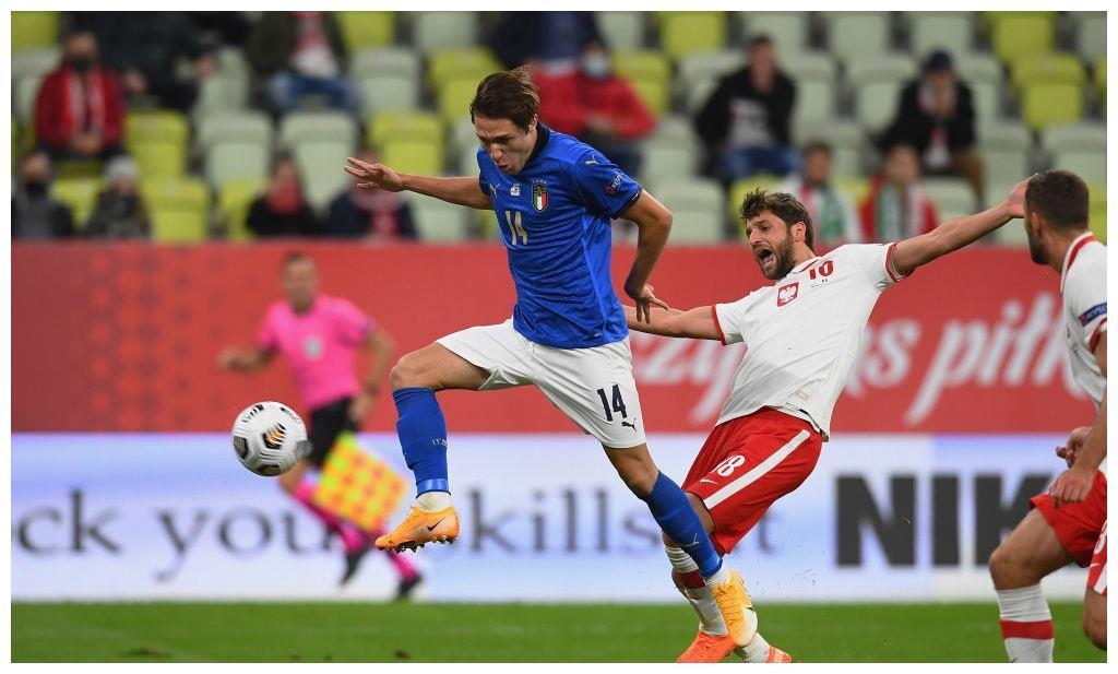 在这个比赛日A级总共进行了6场比赛,其间第1组意大利客场应战波兰队