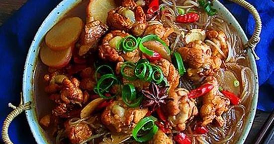 夏天餐桌上的超级下饭菜,香、辣、鲜,来一碗米饭,真是享受啊!