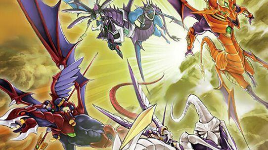 游戏王高清卡图系列-龙骑兵团篇