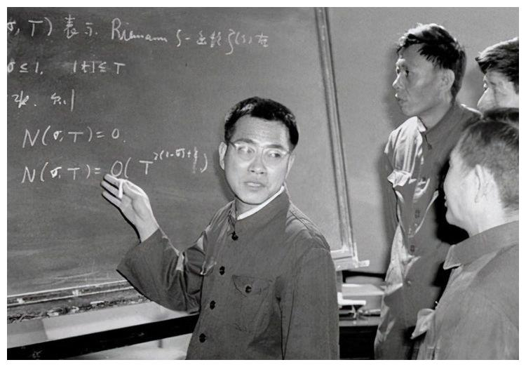 数学天才陈景润,47岁娶29岁漂亮医生,老来得子的儿子,现咋样了