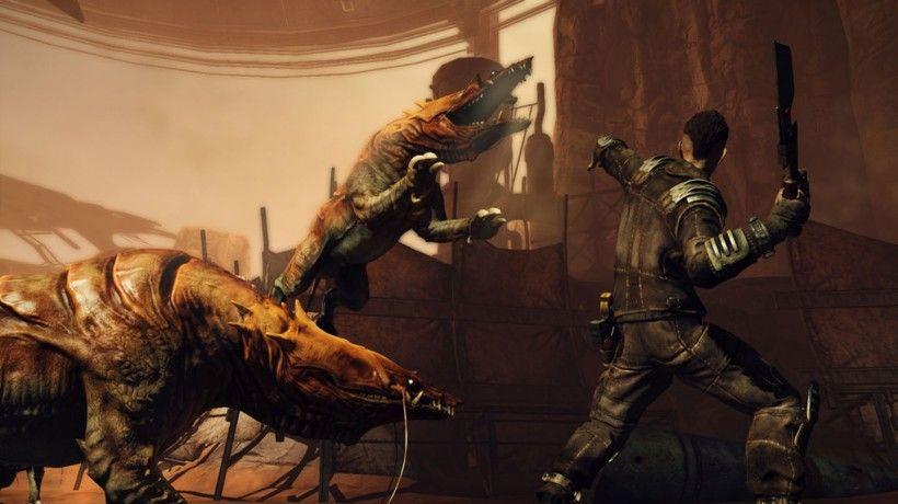 角色扮演游戏,《火星:战争日志》,动作RPG游戏