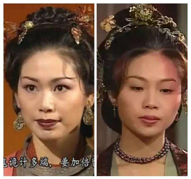 冯晓文与陈妙瑛:曾几何时,你有没有把她俩认错?