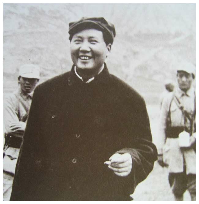 毛泽东一生坦坦荡荡,做人做事真诚实在,生