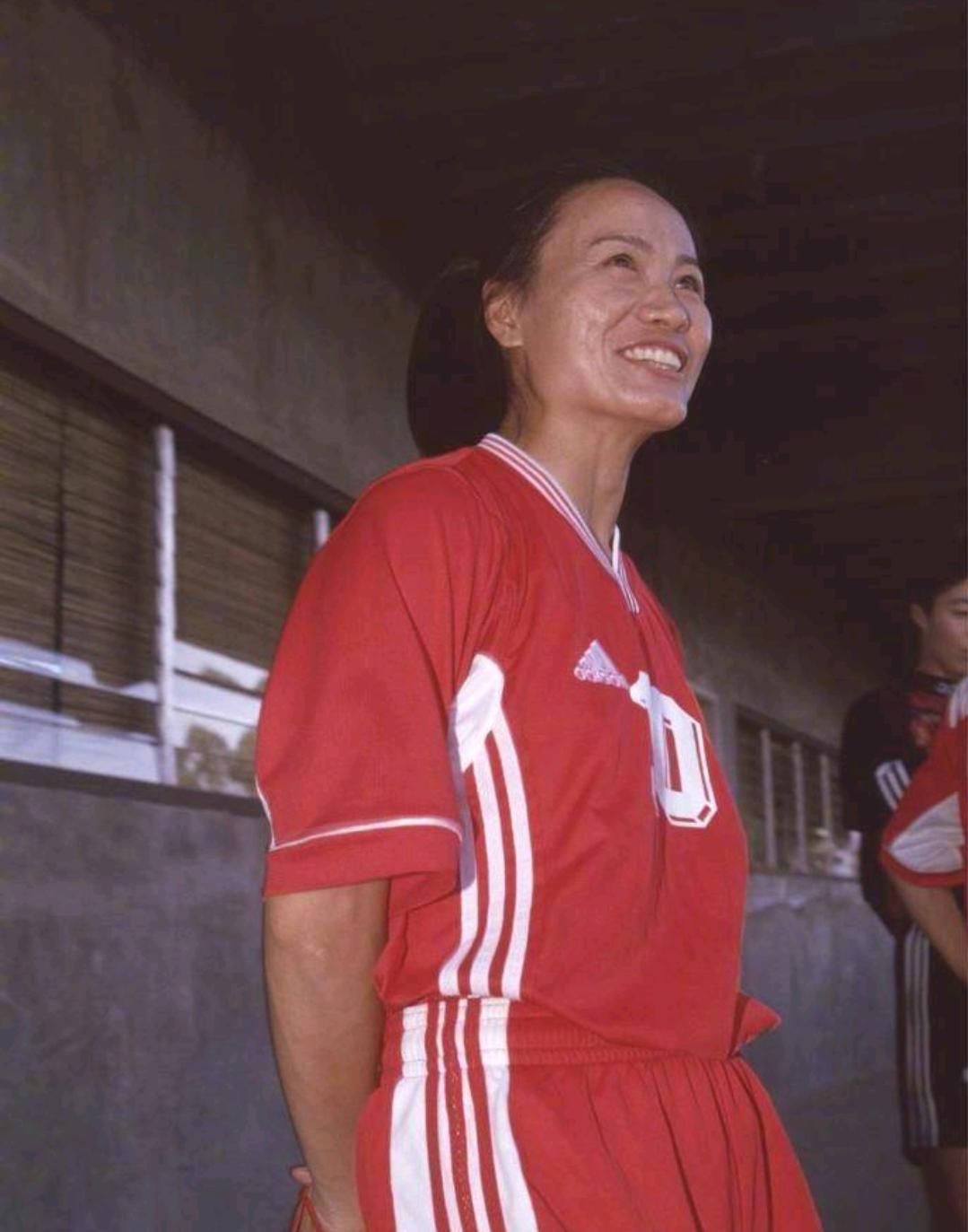 今天是前中国女足球员刘爱玲的生日,亚足联与国际足联送上祝福