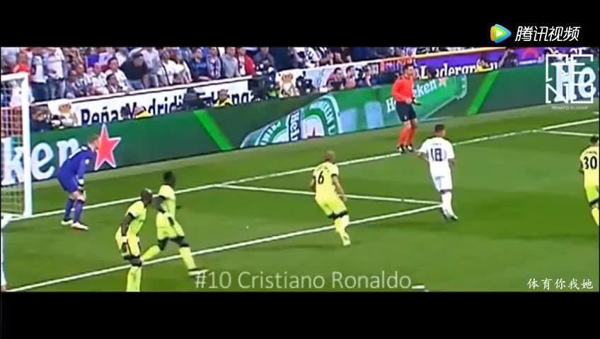 手球最大难度在于能不能骗过裁判,这方面C罗还得向梅西学习