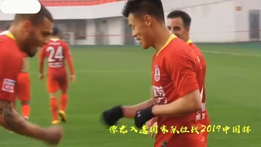 身在中甲又如何?亚泰谭龙入选国足征战中国杯!