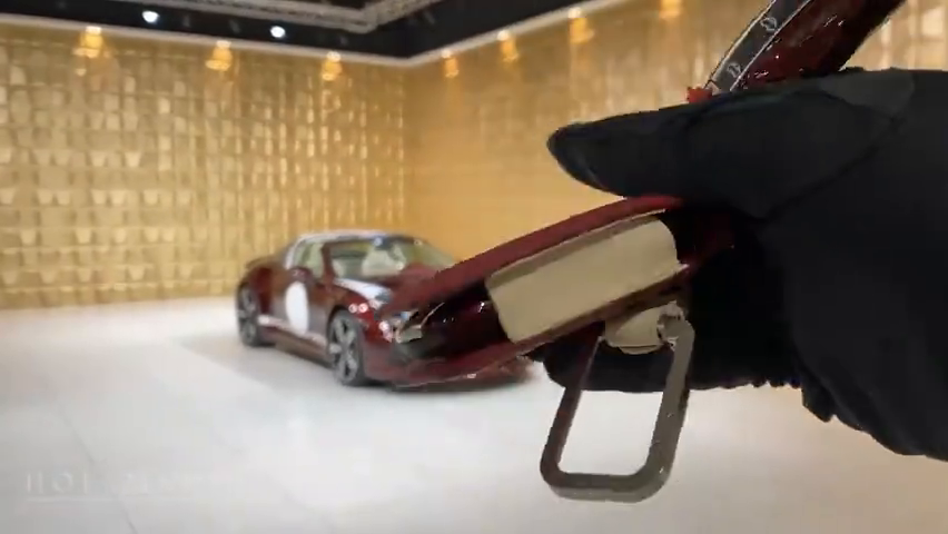 视频:保时捷911Targa4S限量版