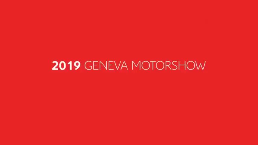2019年日内瓦国际车展-雪铁龙展台