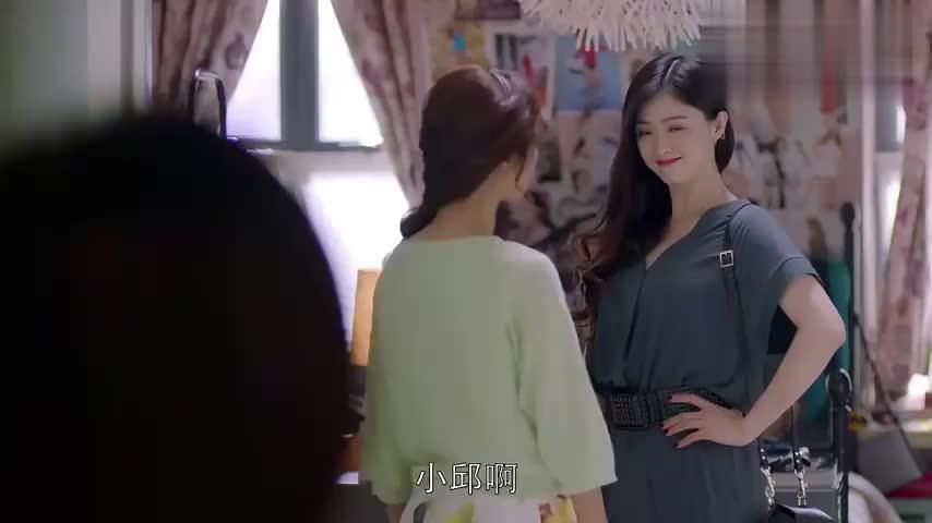 欢乐颂:樊胜美说要去酒吧掐尖,不料被曲筱绡听到,俩人互怼一番
