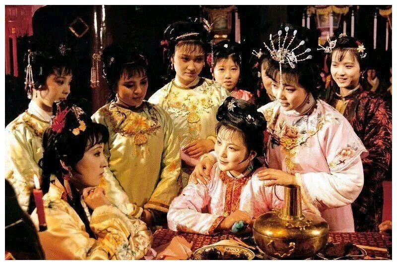 98《水浒传》张绍林让她代替蒋勤勤,惹恼了北影,说以后拒绝合作