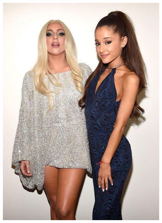 Lady Gaga公开录影带幕后,长指甲划伤A妹脸,伤疤加深姐妹情