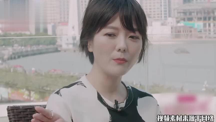 杨乐乐重回荧幕自曝隐退原因,与汪涵结婚后,很享受家庭主妇生活