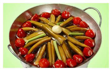 美食推荐:土黄鳝香锅、树番茄鲜莲藕青梅煲乌骨鸡、香椿豆腐制作