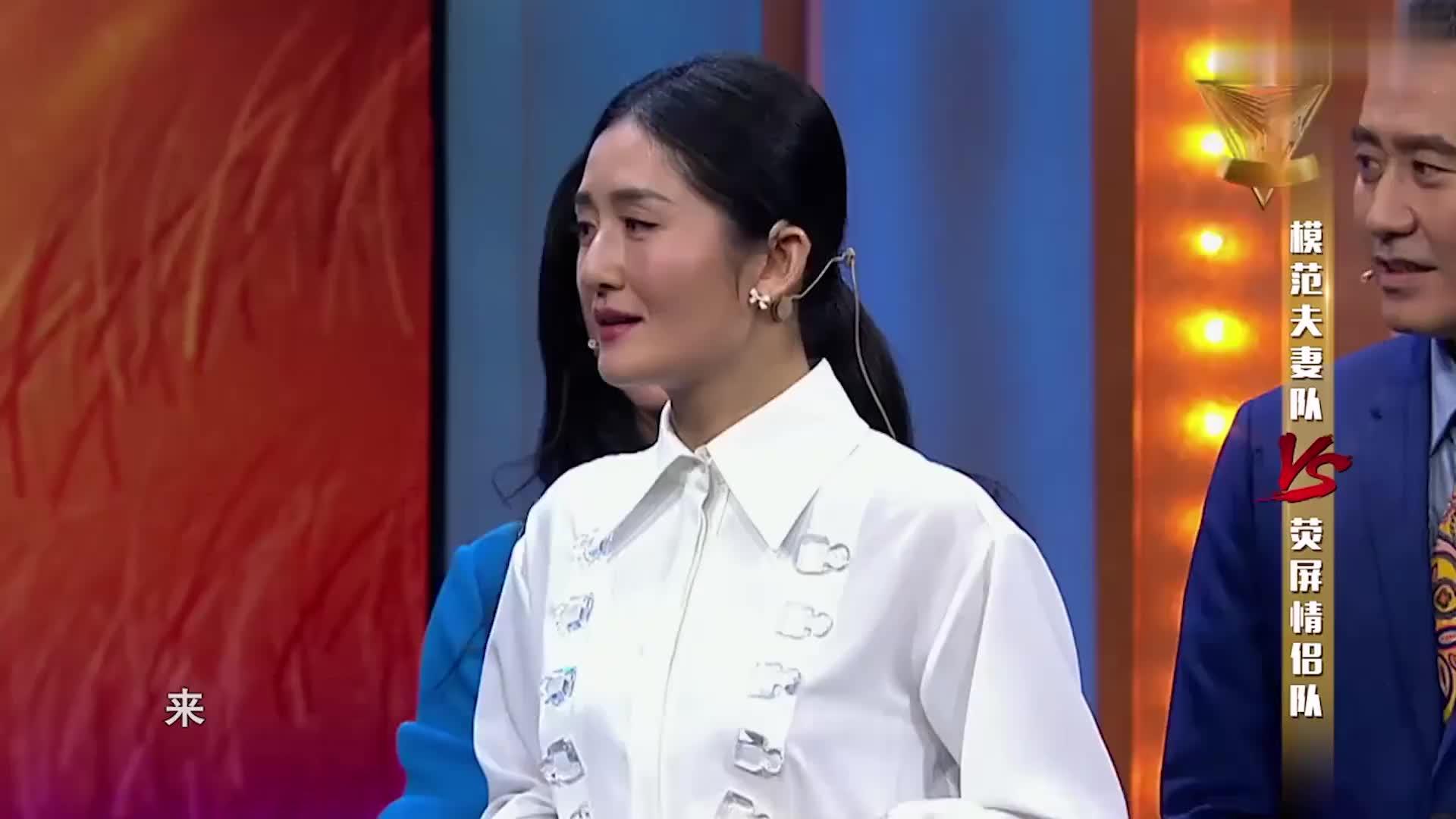 王祖蓝、谢娜比赛泼水,主持人却无辜被泼,全场笑喷了!