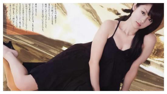 花季少女入行的深田恭子37岁仍坐拥盛世美颜,与商界富豪好事将近