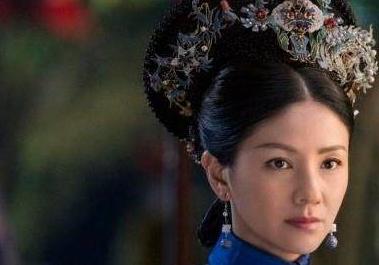 此女23岁入宫,十年三胎,乾隆亲封皇贵妃,大清皇后都给她陪葬