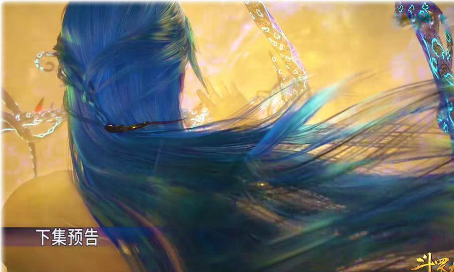 斗罗大陆:又一张粉丝制作的唐三新模图,这次更接近原版,好帅气