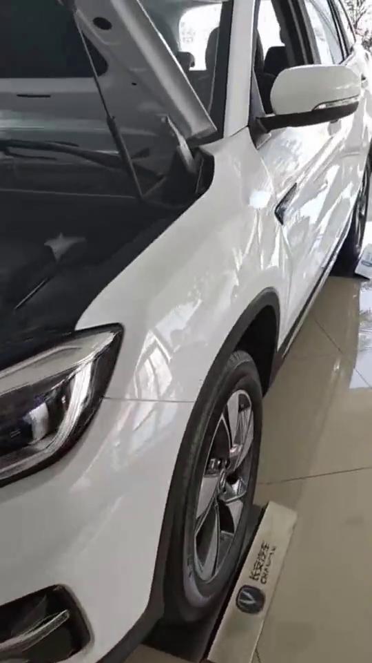 视频:长安CS75空间大,内饰漂亮,家庭首选的好汽车