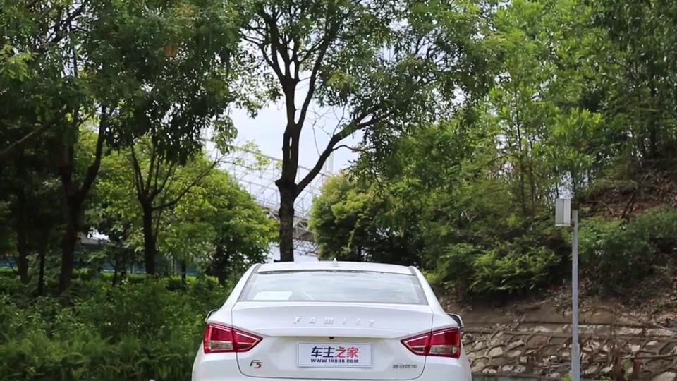 视频:改款换名再续福美来的辉煌海马F5试驾