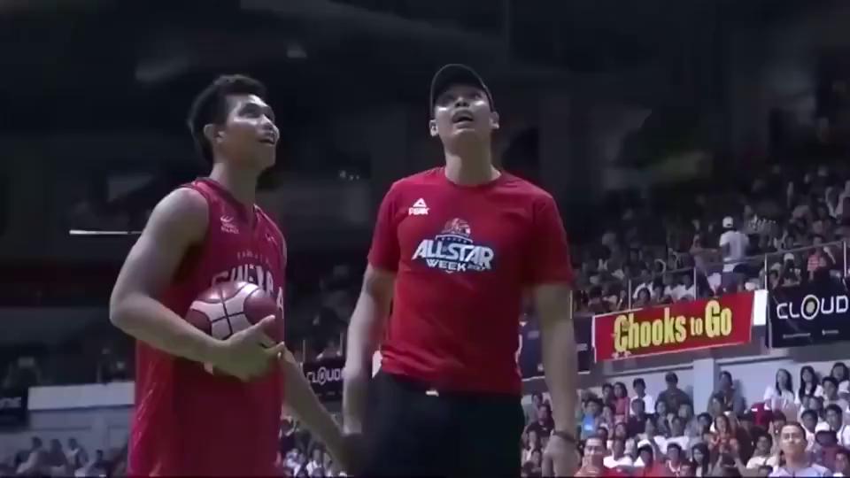 看完菲律宾全明星扣篮大赛,再也没人吐槽韩国了!