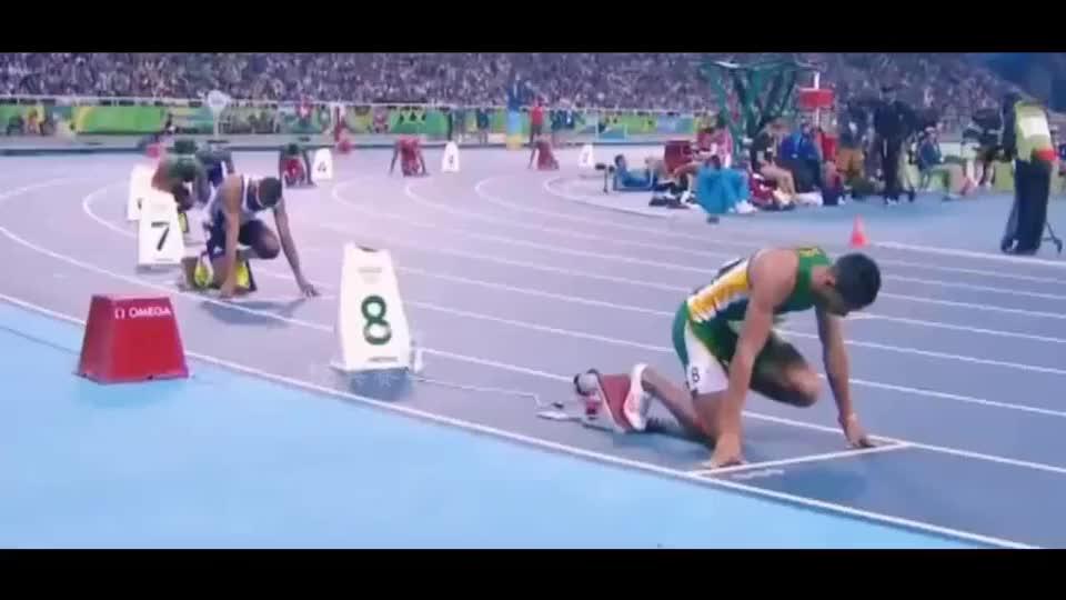 范尼凯克破世界纪录的时刻,这货的后程冲刺是真厉害!