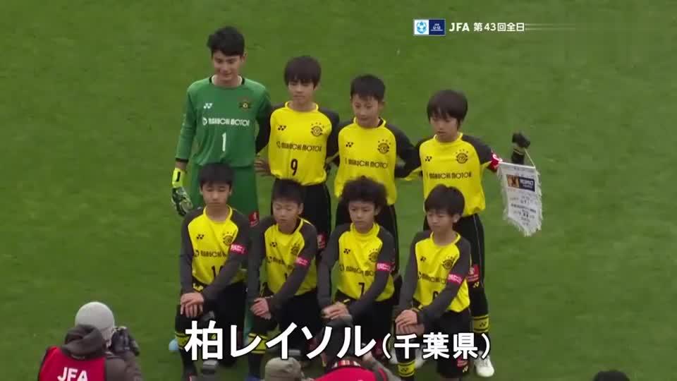 日本小学生足球决赛竟有如此水准!中日足球差距在哪里?