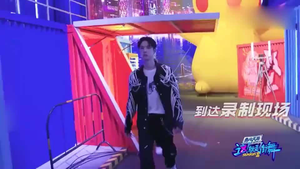 这就是街舞第三季:王一博帅酷好动,还是你认识的一博吗?
