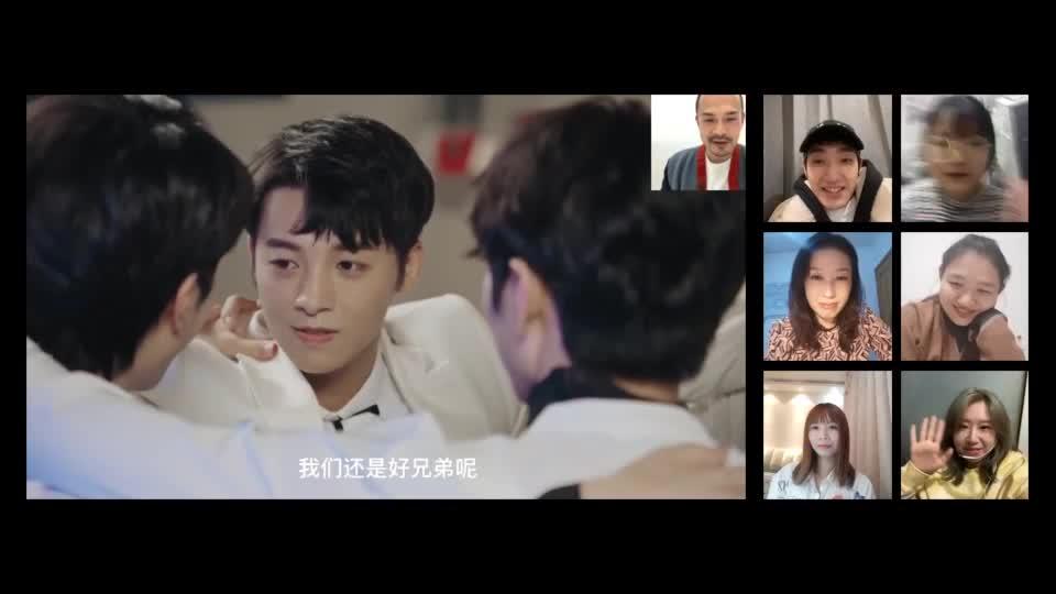 被问父母是否支持自己进入演艺圈,杨昊铭表示以自己的意愿为主