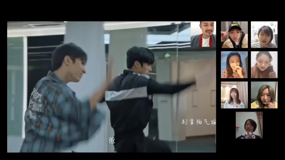 节目最后杨昊铭表示自己会再接再厉,让粉丝看到不一样的自己