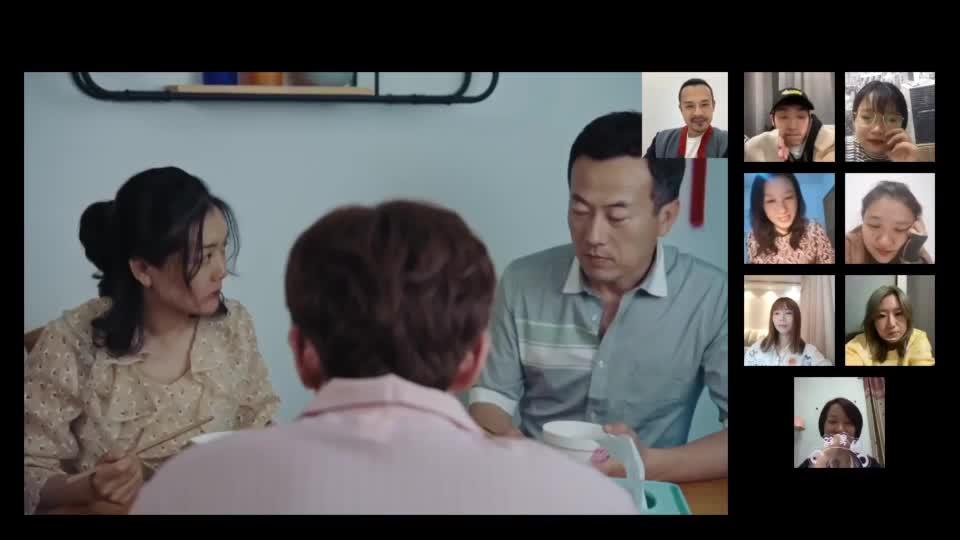 粉丝提问对把握人物性格,有什么小窍门,杨昊铭表示要贴近生活