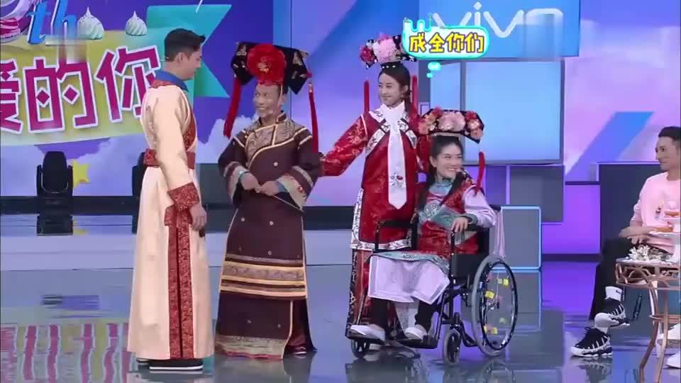 陈伟霆太会说话,宋小宝都被他说的不好意思了,赵丽颖辛苦憋笑